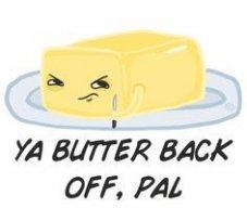 Butterback